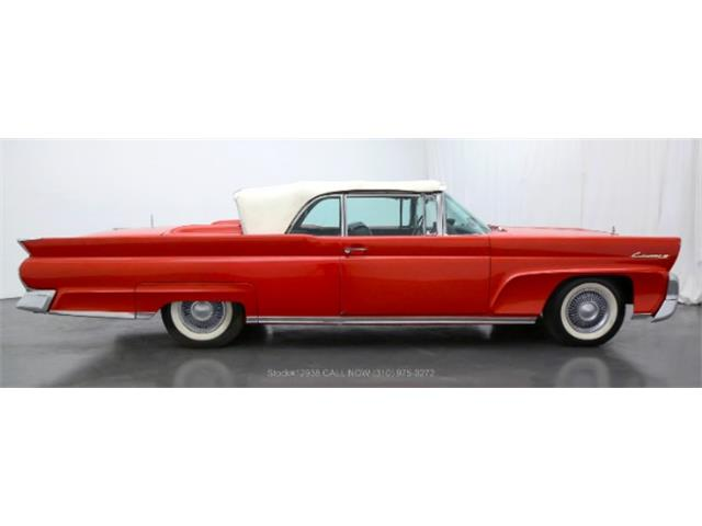 1958 Lincoln Continental Mark III (CC-1436398) for sale in Beverly Hills, California
