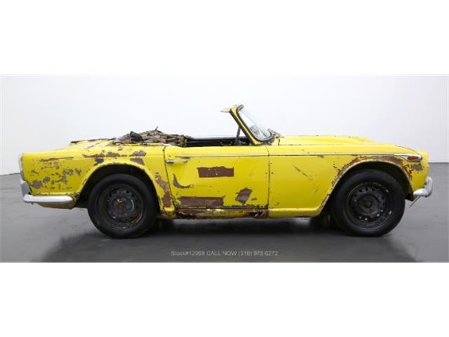 1967 Triumph TR4 (CC-1436399) for sale in Beverly Hills, California