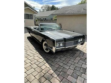 1967 Lincoln Continental (CC-1436406) for sale in Glendale, California