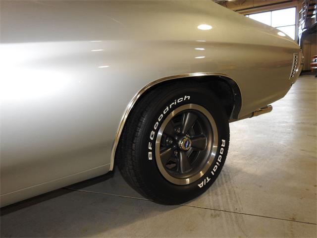 1972 Chevrolet Chevelle (CC-1436407) for sale in O'Fallon, Illinois
