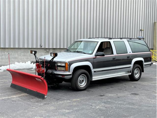 1993 GMC Suburban (CC-1436412) for sale in Alsip, Illinois