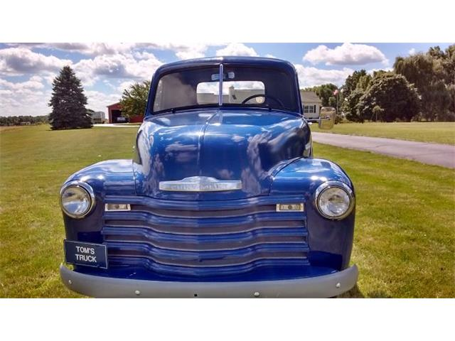 1952 Chevrolet Pickup (CC-1436414) for sale in Cadillac, Michigan