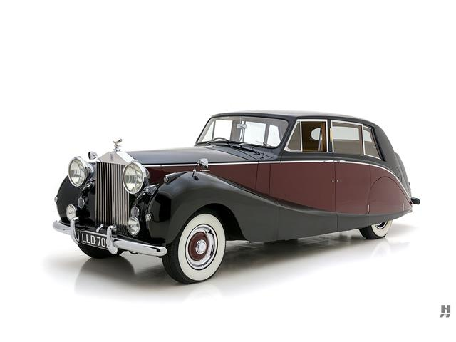 1954 Rolls-Royce Silver Wraith (CC-1436415) for sale in Saint Louis, Missouri