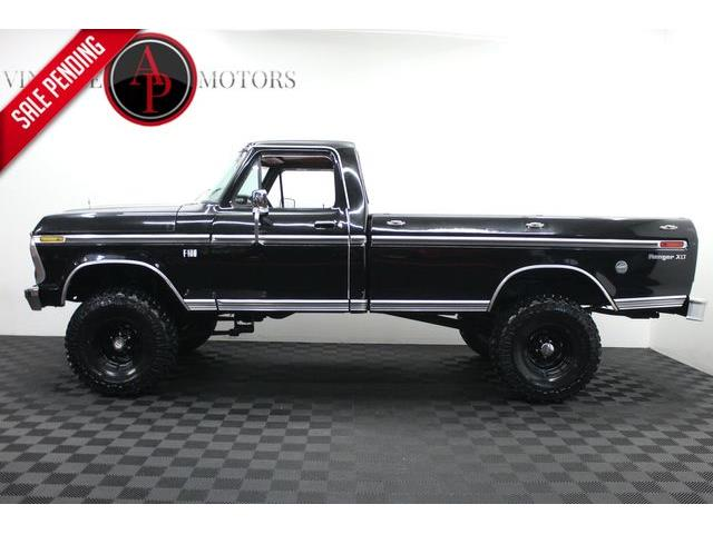 1977 Ford F100 (CC-1436417) for sale in Statesville, North Carolina