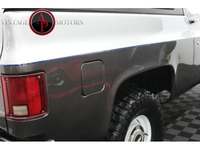 1988 Chevrolet Blazer (CC-1436419) for sale in Statesville, North Carolina