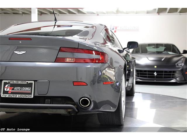 2007 Aston Martin Vantage (CC-1430642) for sale in Rancho Cordova, California