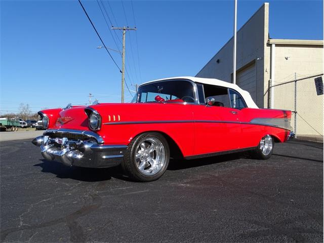 1957 Chevrolet Bel Air (CC-1436422) for sale in Greensboro, North Carolina