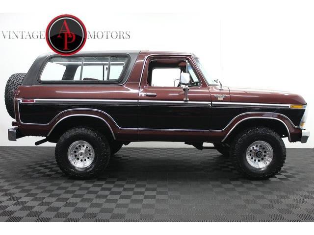 1979 Ford Bronco (CC-1436424) for sale in Statesville, North Carolina