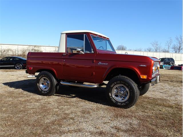 1969 Ford Bronco (CC-1436425) for sale in Greensboro, North Carolina