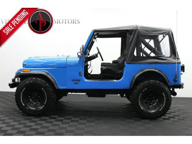 1976 Jeep CJ7 (CC-1436432) for sale in Statesville, North Carolina