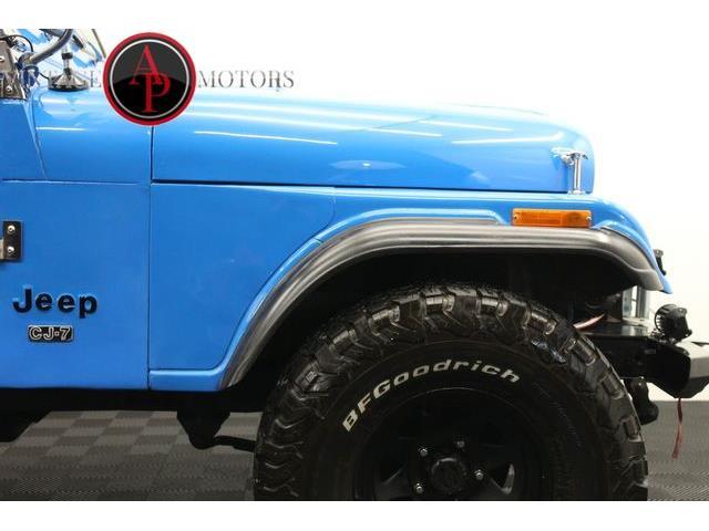 1976 Jeep CJ7 (CC-1436432) for sale in Statesville, North Carolina