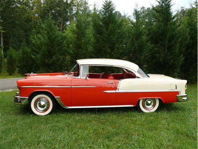 1955 Chevrolet Bel Air (CC-1436437) for sale in Greensboro, North Carolina