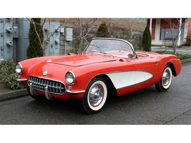 1956 Chevrolet Corvette (CC-1436439) for sale in Cadillac, Michigan