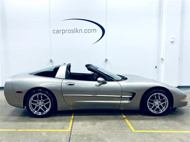 1999 Chevrolet Corvette (CC-1430644) for sale in Mooresville, North Carolina