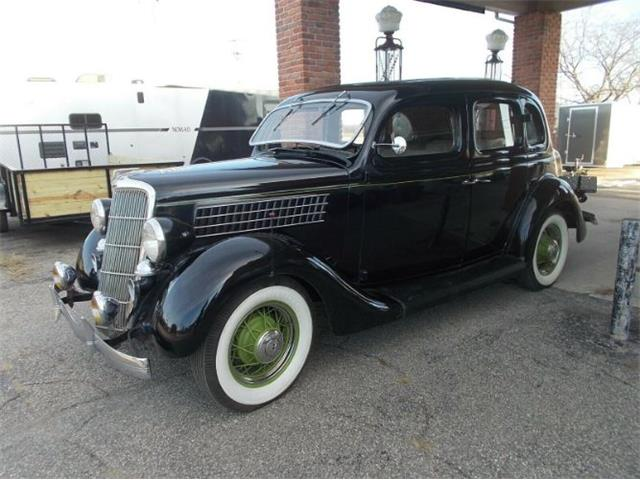 1935 Ford Sedan (CC-1436440) for sale in Cadillac, Michigan