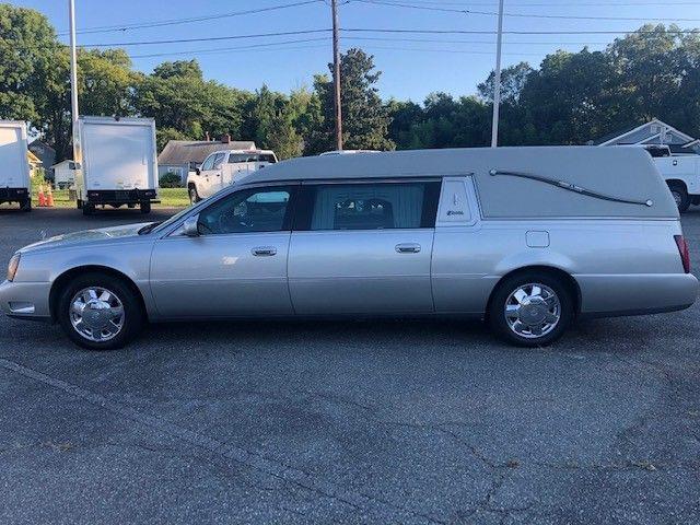 2005 Cadillac DeVille (CC-1436442) for sale in Cadillac, Michigan