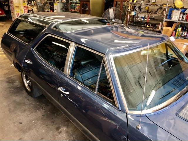 1969 Oldsmobile Vista Cruiser (CC-1436443) for sale in Cadillac, Michigan