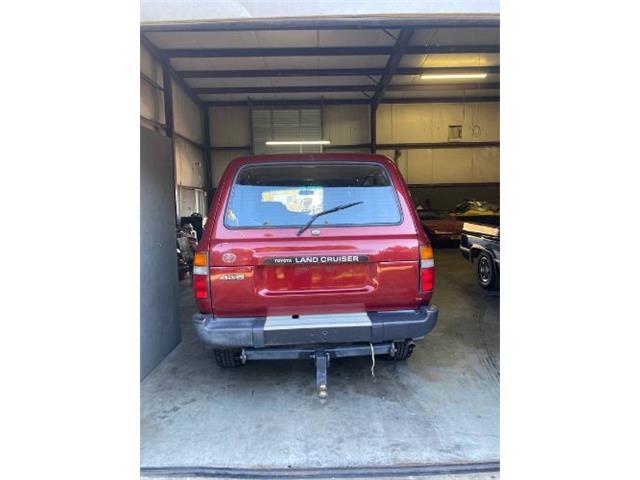 1991 Toyota Land Cruiser FJ (CC-1436444) for sale in Cadillac, Michigan