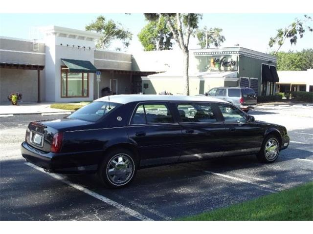 2004 Cadillac DeVille (CC-1436448) for sale in Cadillac, Michigan