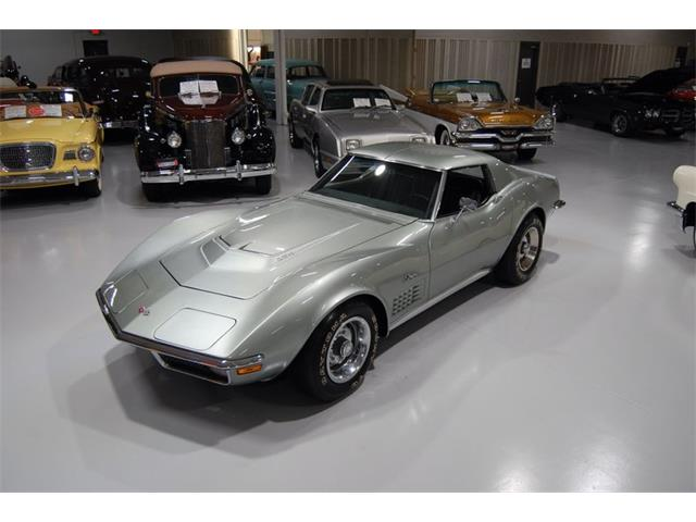 1971 Chevrolet Corvette (CC-1436449) for sale in Rogers, Minnesota