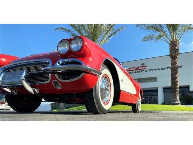 1961 Chevrolet Corvette (CC-1430646) for sale in Anaheim, California