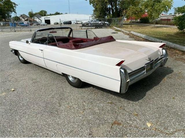 1964 Cadillac DeVille (CC-1436461) for sale in Cadillac, Michigan
