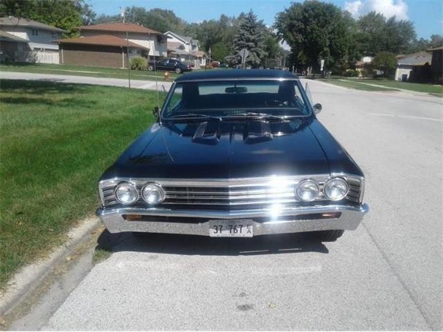 1967 Chevrolet Chevelle (CC-1436462) for sale in Cadillac, Michigan