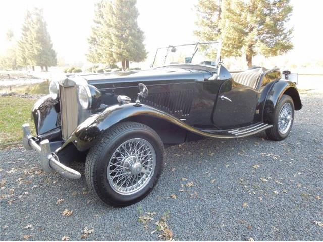1952 MG TD (CC-1436468) for sale in Cadillac, Michigan