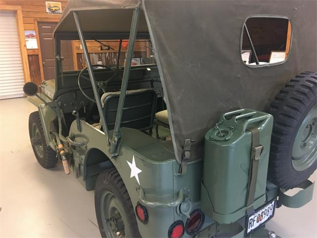 1942 Jeep Military (CC-1430647) for sale in Clarksville, Georgia