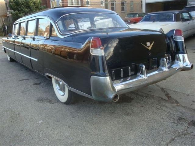 1955 Cadillac Fleetwood (CC-1436471) for sale in Cadillac, Michigan
