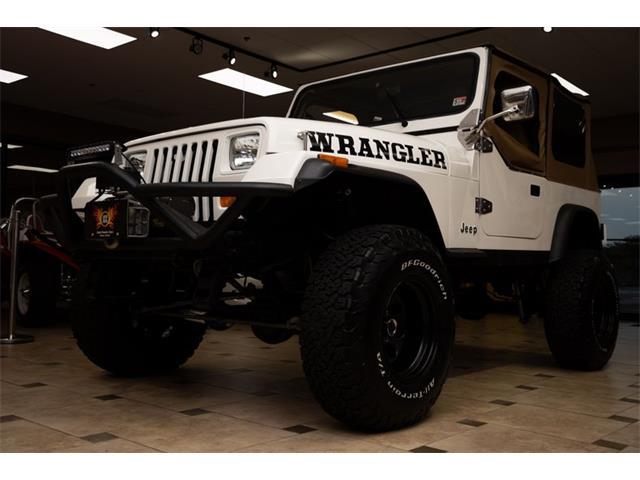 1987 Jeep Wrangler (CC-1436472) for sale in Venice, Florida