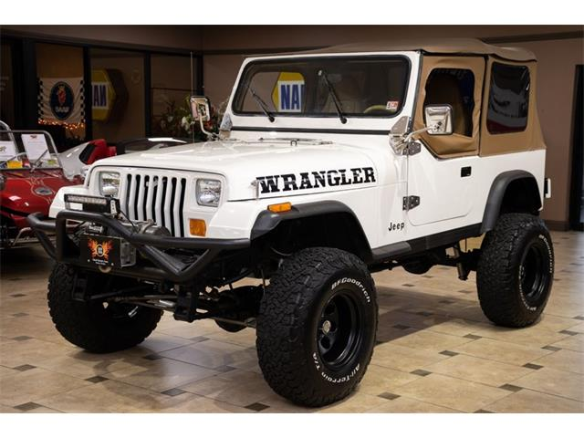 1987 Jeep Wrangler (CC-1436472) for sale in Venice, Florida