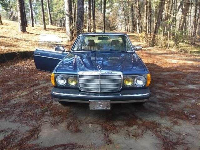 1985 Mercedes-Benz 300C (CC-1436473) for sale in Cadillac, Michigan