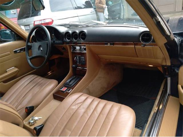 1980 Mercedes-Benz 450SL (CC-1436475) for sale in Cadillac, Michigan