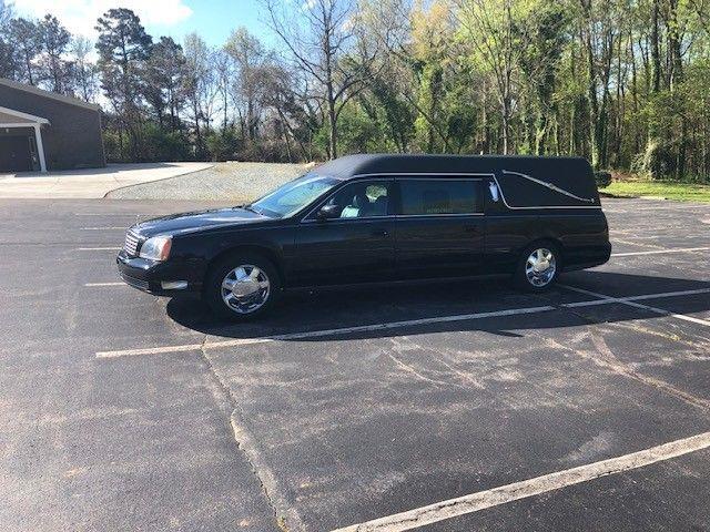 2005 Cadillac DeVille (CC-1436477) for sale in Cadillac, Michigan