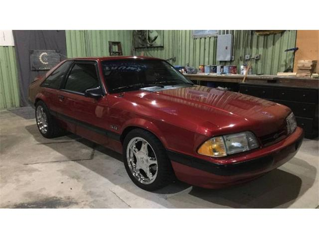 1990 Ford Mustang (CC-1436479) for sale in Cadillac, Michigan