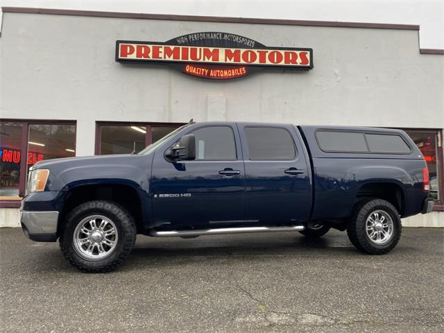 2007 GMC Sierra (CC-1430648) for sale in Tocoma, Washington