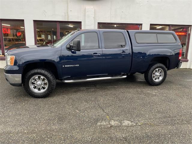 2007 GMC Sierra (CC-1430648) for sale in Tocoma, Washington