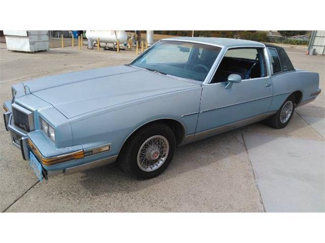 1981 Pontiac Grand Prix (CC-1436481) for sale in Cadillac, Michigan