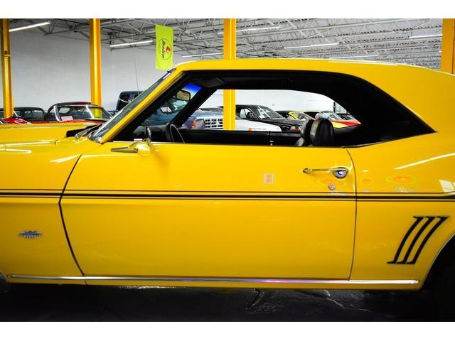 1969 Chevrolet Camaro (CC-1436483) for sale in Wayne, Michigan