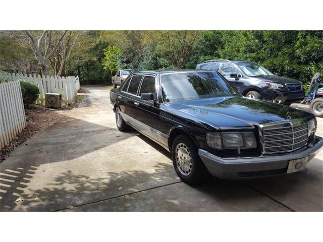 1988 Mercedes-Benz 560SEL (CC-1436488) for sale in Cadillac, Michigan