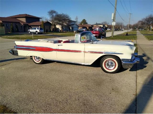 1957 Pontiac Star Chief (CC-1436491) for sale in Cadillac, Michigan