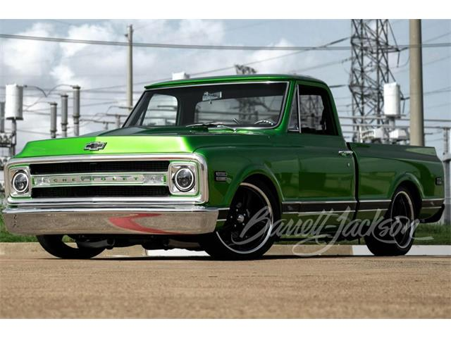 1970 Chevrolet C10 (CC-1436501) for sale in Scottsdale, Arizona