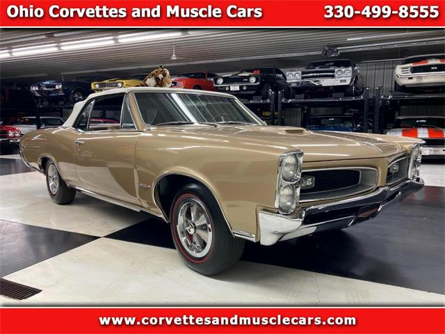 1966 Pontiac GTO (CC-1436508) for sale in North Canton, Ohio