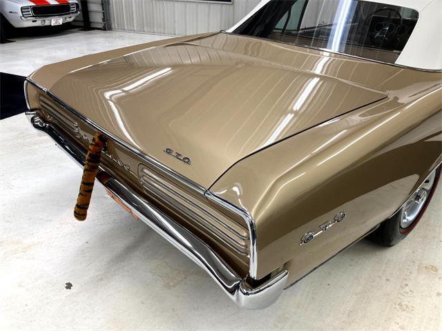 1966 Pontiac GTO (CC-1436508) for sale in North Canton, Ohio