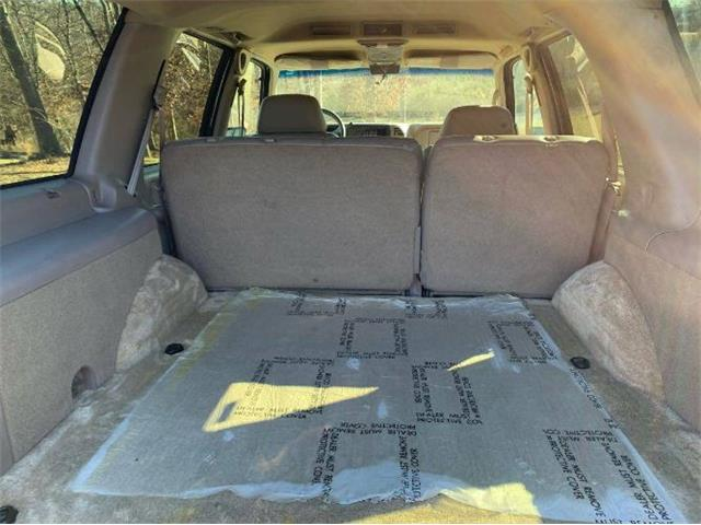 1999 Chevrolet Tahoe (CC-1436509) for sale in Cadillac, Michigan