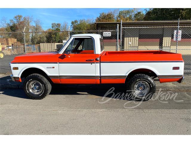1972 Chevrolet K-10 (CC-1436510) for sale in Scottsdale, Arizona