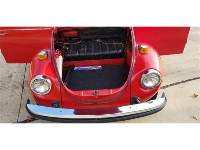 1979 Volkswagen Super Beetle (CC-1436511) for sale in Cadillac, Michigan