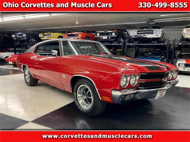 1970 Chevrolet Chevelle SS (CC-1436512) for sale in North Canton, Ohio
