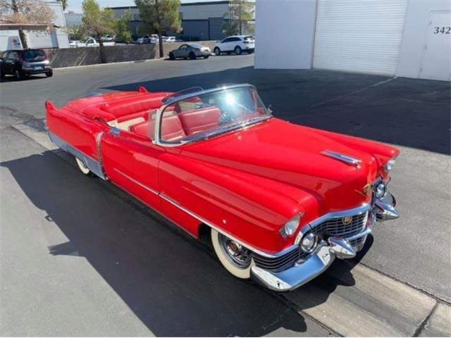 1954 Cadillac Eldorado (CC-1436523) for sale in Cadillac, Michigan